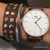 Daniel Wellington Classic St Mawes Rose 36mm