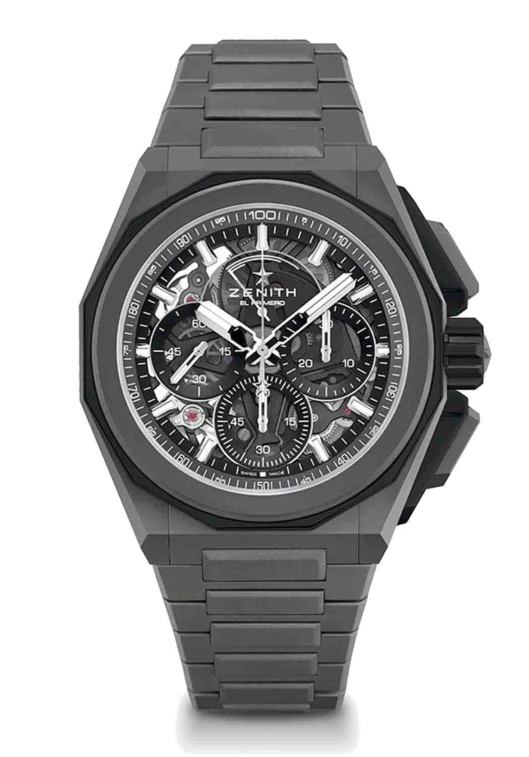 Zenith Defy Extreme Black Dial 45mm | Pre-Order