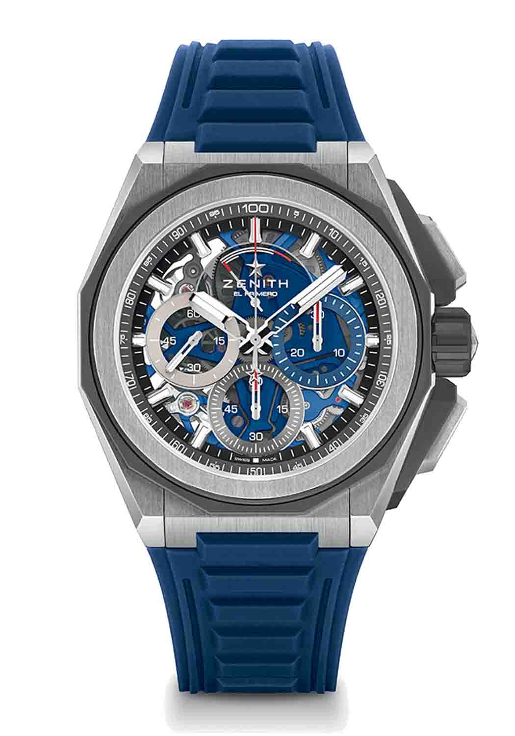 Zenith Defy Extreme Blue Dial 45mm | Pre-Order