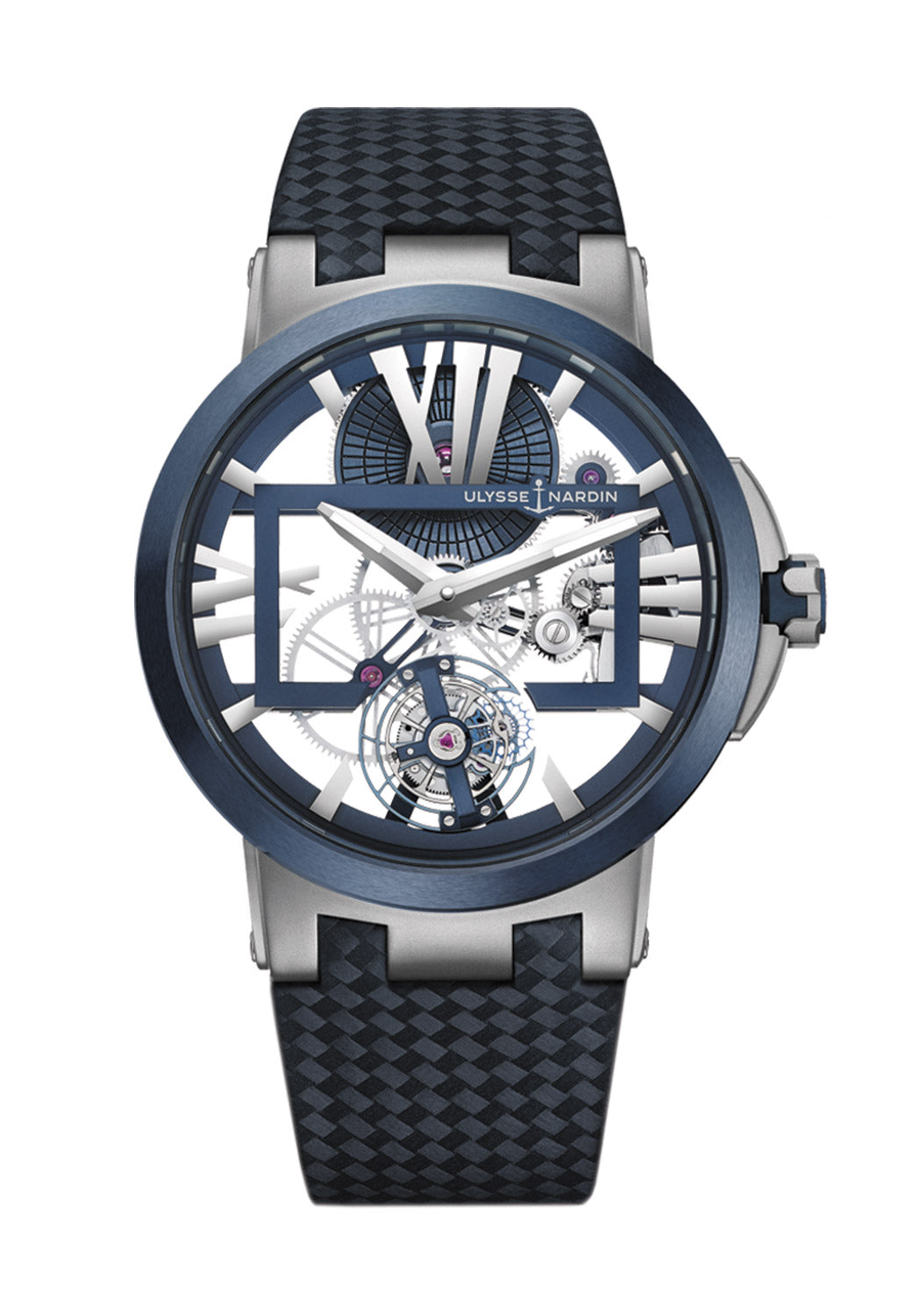 Ulysse Nardin Executive Skeleton Tourbillon 45mm