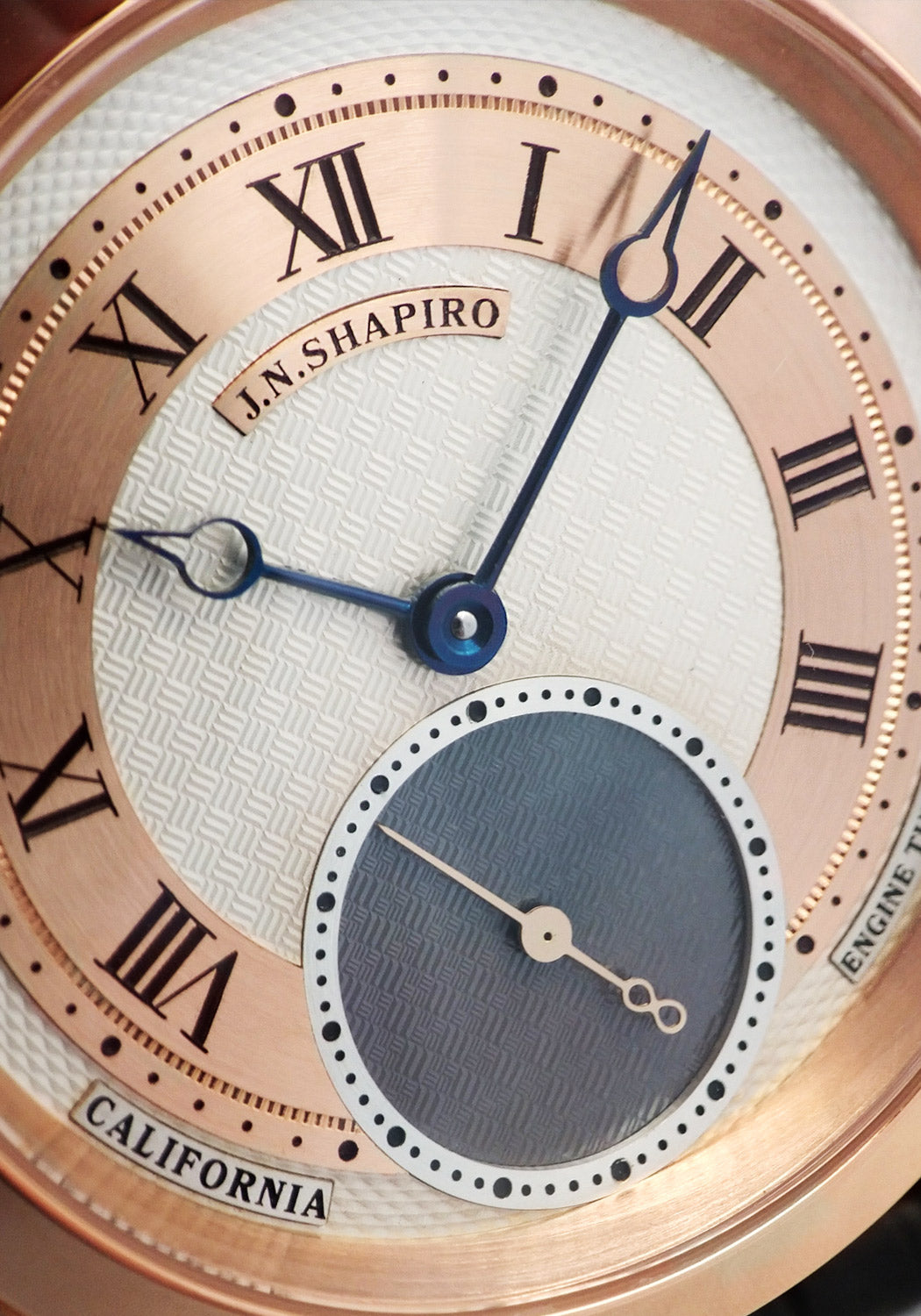 J.N.Shapiro Infinity Rose Gold