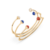 OLE LYNGGAARD Open Coral Nature Cuff