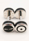 Bremont Black Steel Cufflinks
