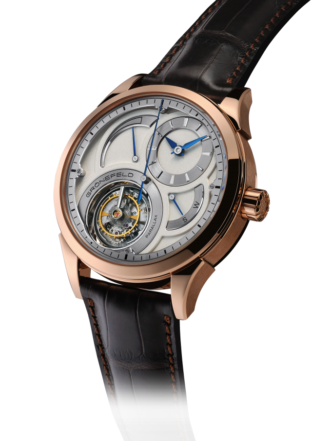 Grönefeld Parallax Tourbillon 43mm