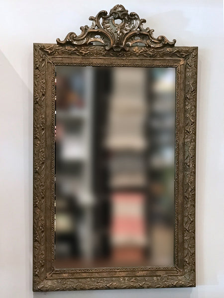 Gilded Carved Mirror