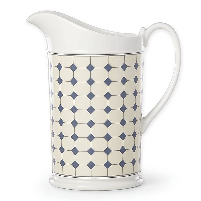 Diamant French Blue No. 10 Pitcher