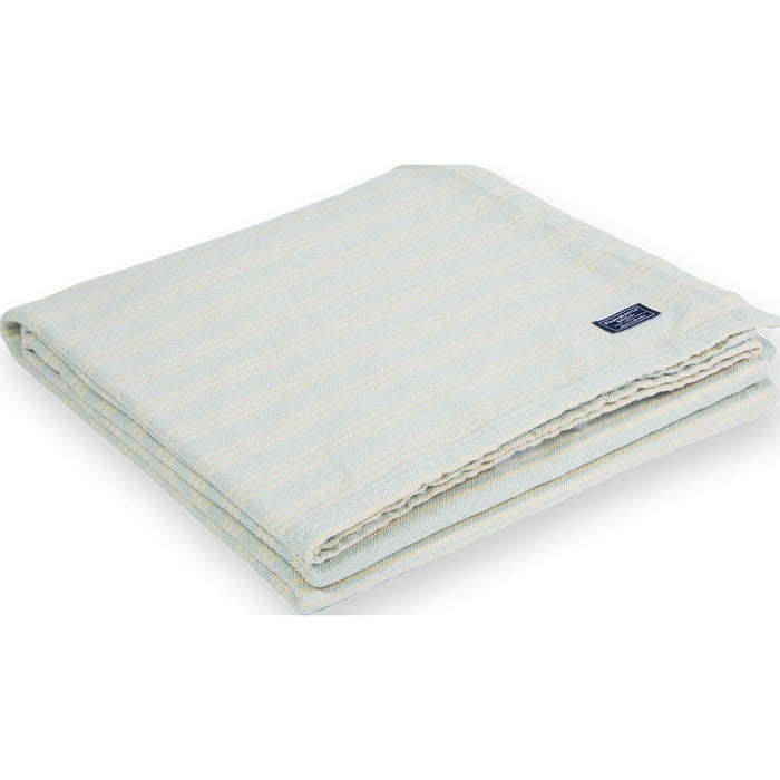Beacon Stripe Cotton Throw