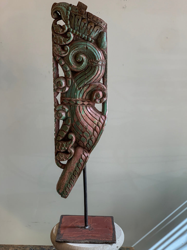 Antique Wooden Sculpture