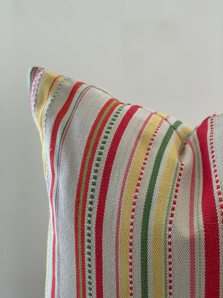31 Westgate Cusco Stipe Pillow