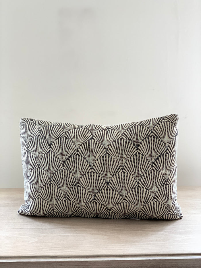 Shell Print Pillow