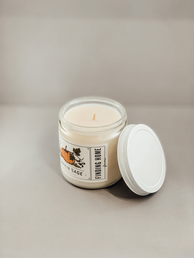 Finding Home Farms: Pumpkin & Sage Candle