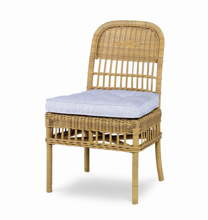 Mainland Wicker Dining Side Chair