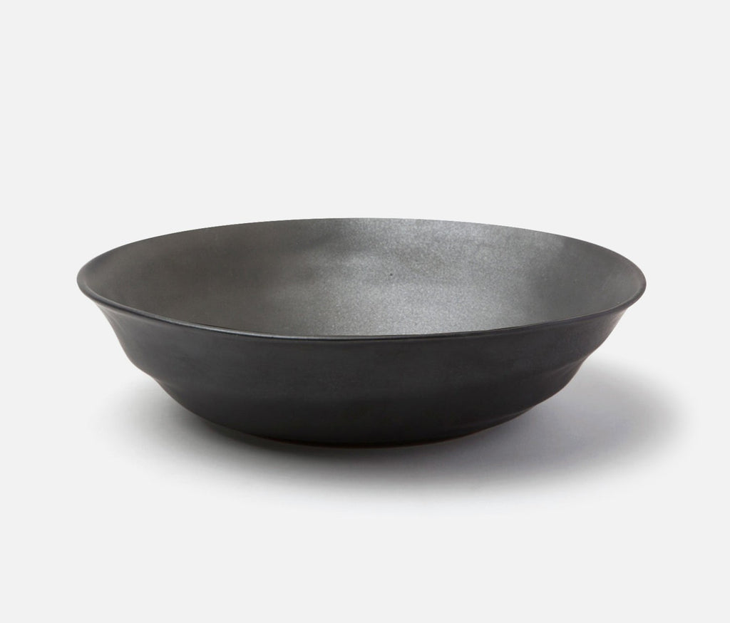 Marcus Black Glaze Serving Bowls