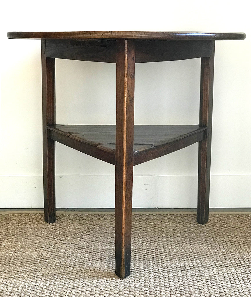 Antique Cricket Table