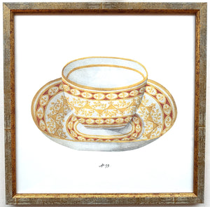 English Teacup Collection