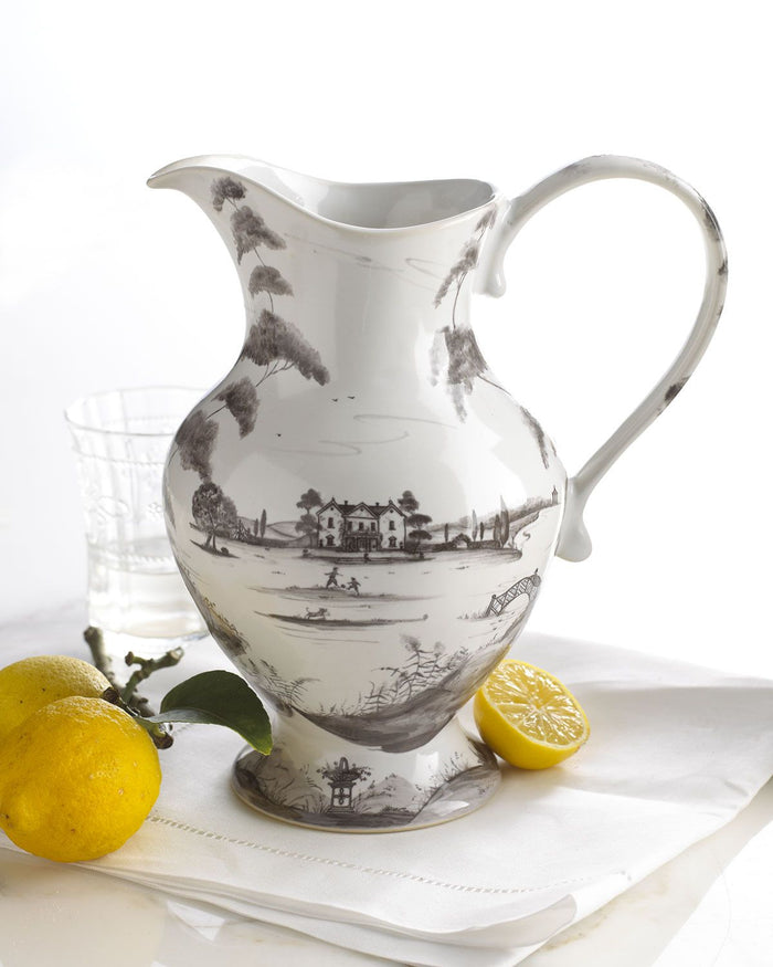 Country Estate Pitcher