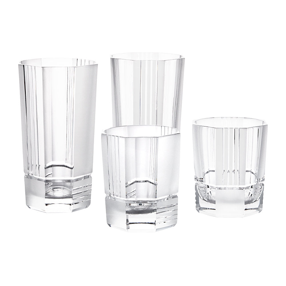 Mercer Crystal Glasses
