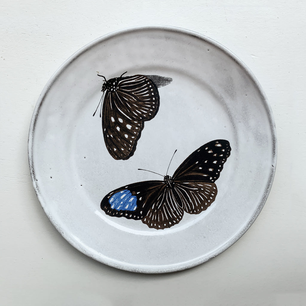 Butterflies Plate Collection