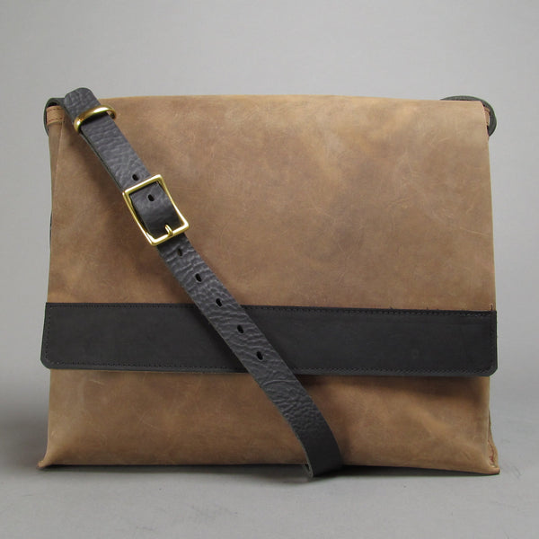 Leather Messenger - Build Your Own Custom Bag
