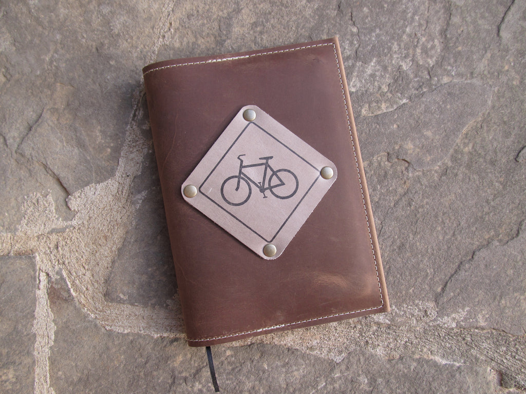 "5"" X 7"" Journal - Bike"