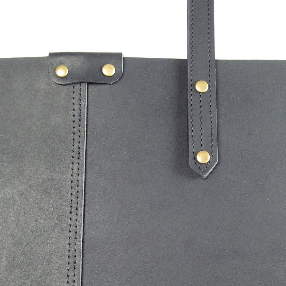 Basic Shoulder Bag - Coal