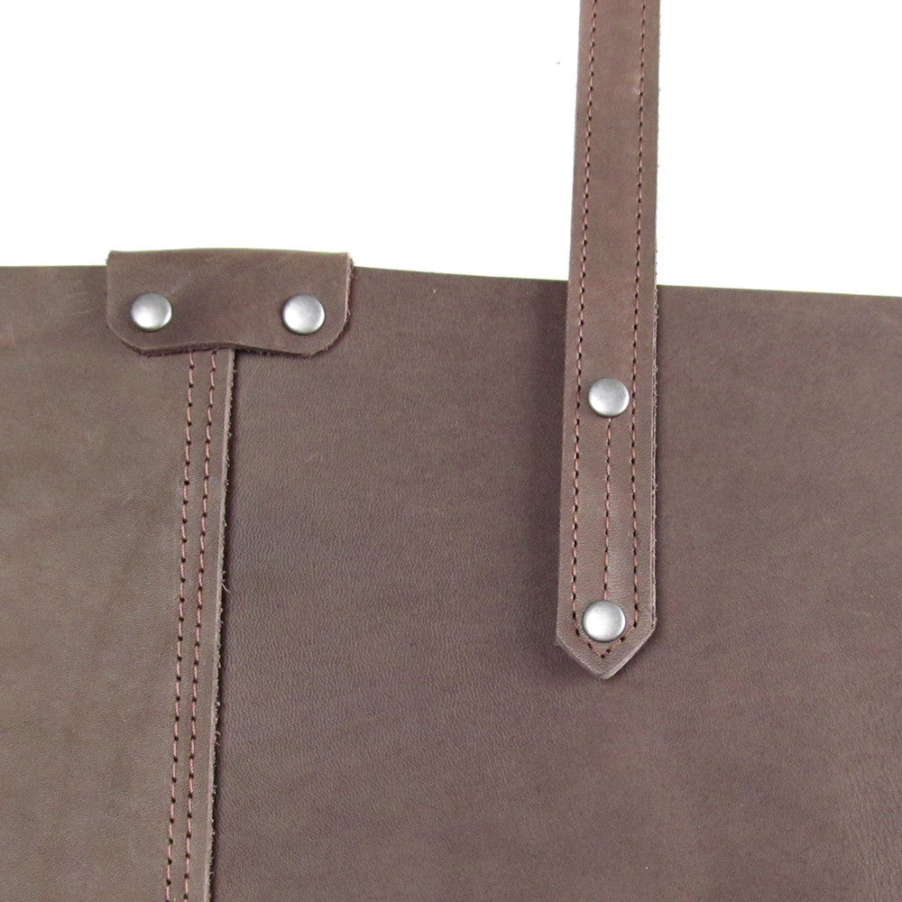 Basic Shoulder Bag - Cocoa