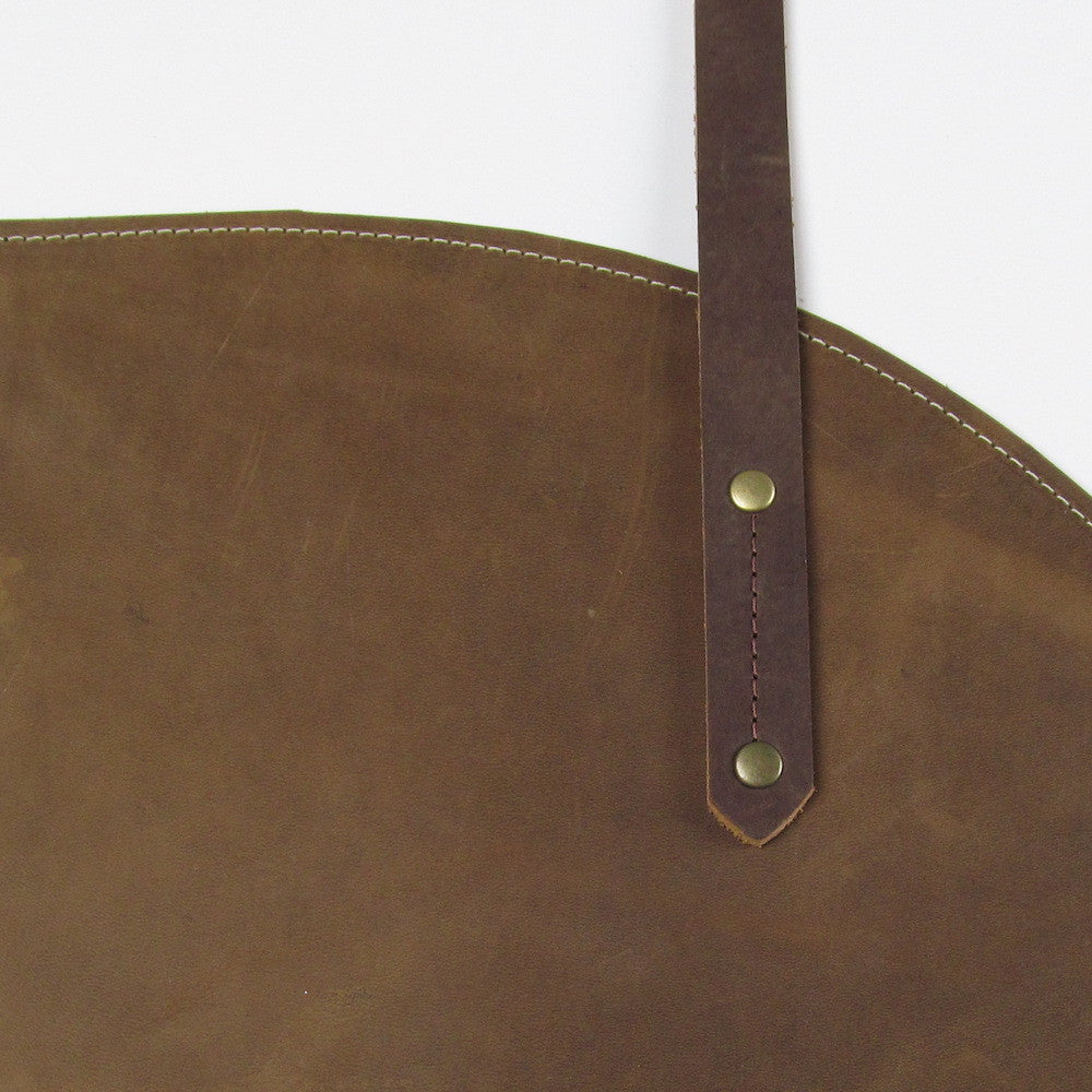 Roundhouse Zip Bag - Dusty