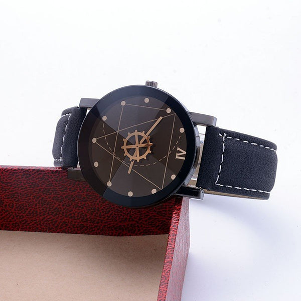The Sailor - Leather Strap