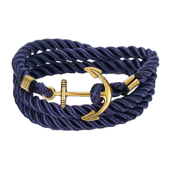 The Nautical Anchor Bracelet