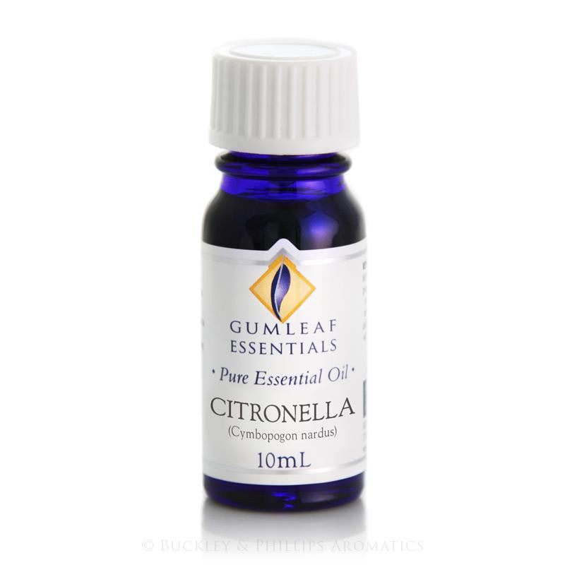 Citronella Pure Essential Oil 10ml