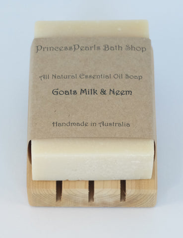 Goats Milk & Neem Soap