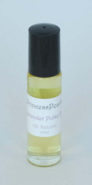Lavender Pulse Point Oil