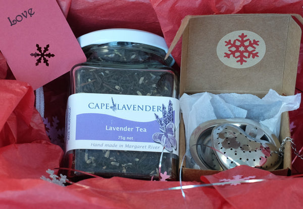 Lavender Tea Gift Set