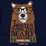 Beary Much Kids T-Shirt
