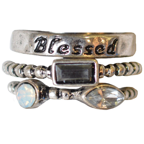 Blessed Women's Ring
