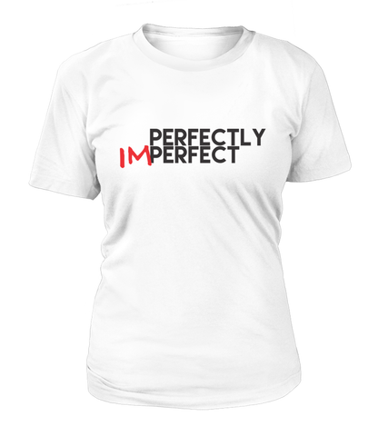 OMG Perfectly Imperfect Women's Tee