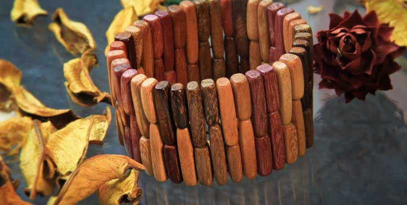 Exotic Wooden Jewelry