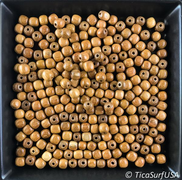 Round Wood Beads RB12 - 10 Pieces - See all colors
