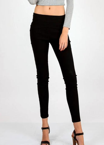 3rd Love Black Skinny Pants
