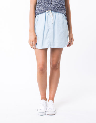 Skirt Balboa Chambray All About Eve
