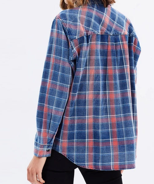 Checkered Up Shirt