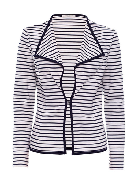 Metalicus Agnes Striped Long Sleeve Jacket