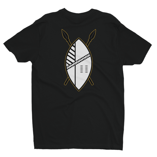 Pidgin English Shield - T Shirt