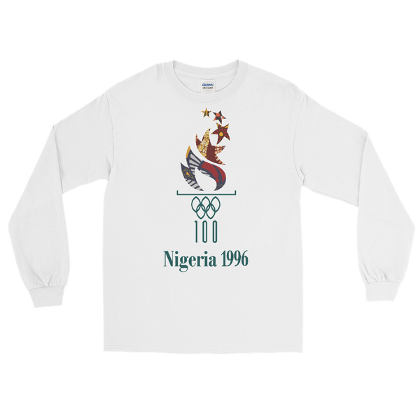 Nigeria 1996 Long Sleeve T-Shirt