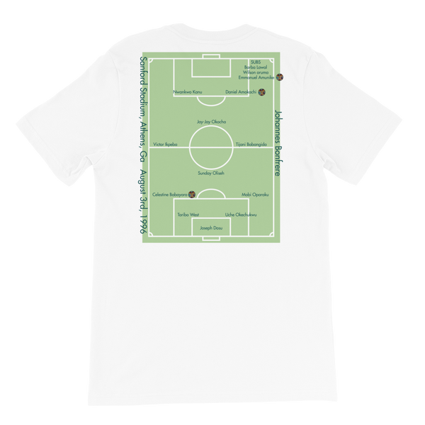 Nigerian National Team Short-Sleeve Unisex T-Shirt