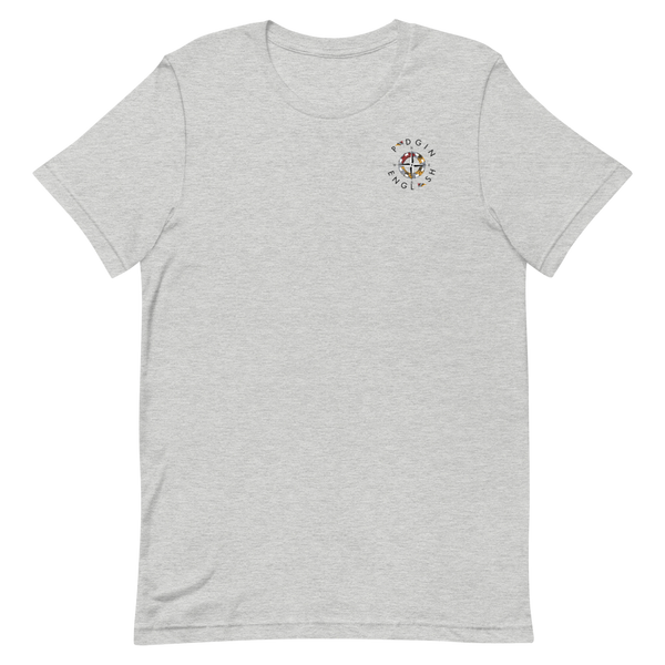 PE Nautical Flag Short-Sleeve Unisex T-Shirt