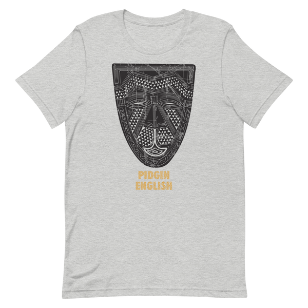 PE Mask Short-Sleeve Unisex T-Shirt