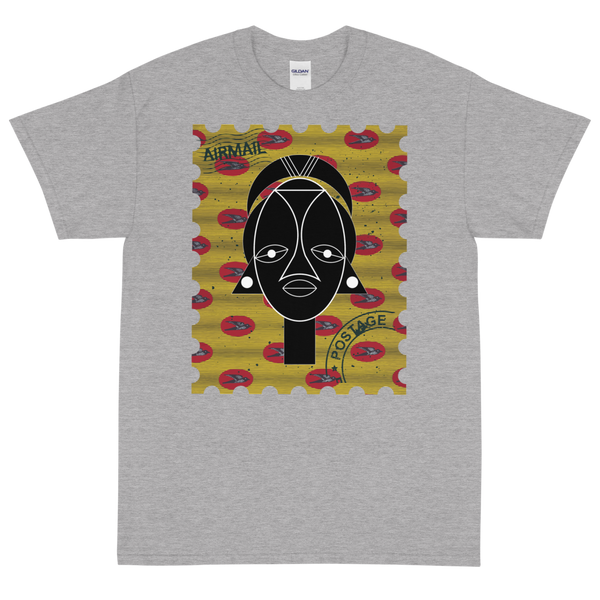 Kota Tribe Stamp Short Sleeve T-Shirt