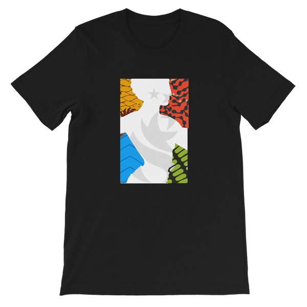 Olympic Poster Short-Sleeve Unisex T-Shirt