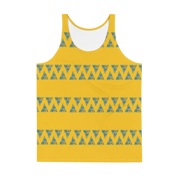 Voyage 1 Africa Air Men's Tank Top